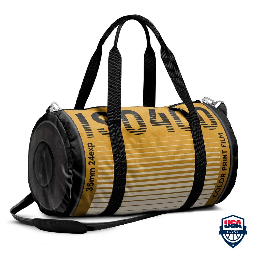 ISO 400 35mm Roll Film Duffle bag