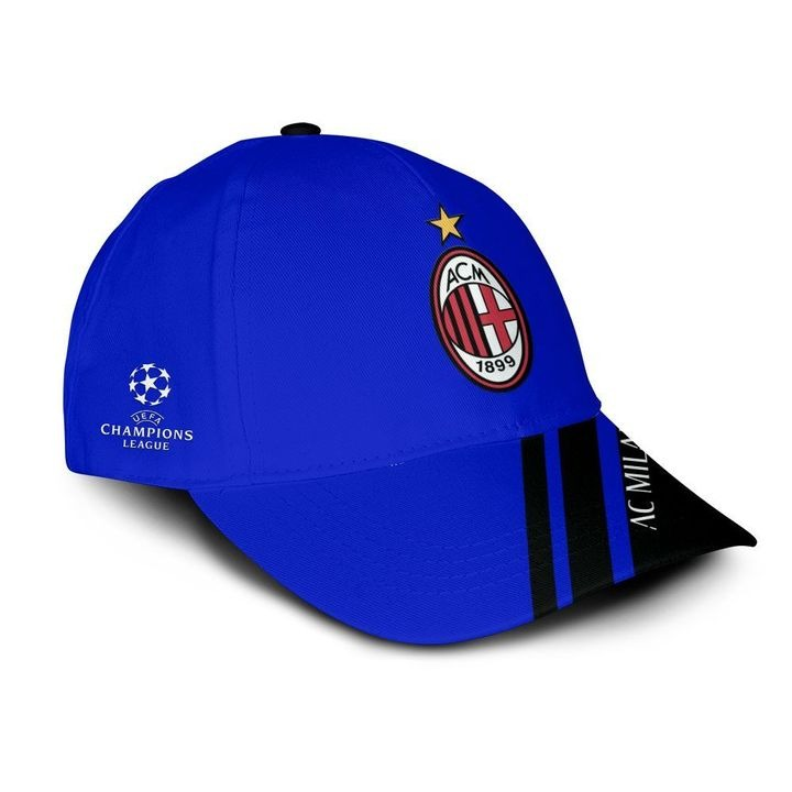 AC Milan Football Club Classic Cap