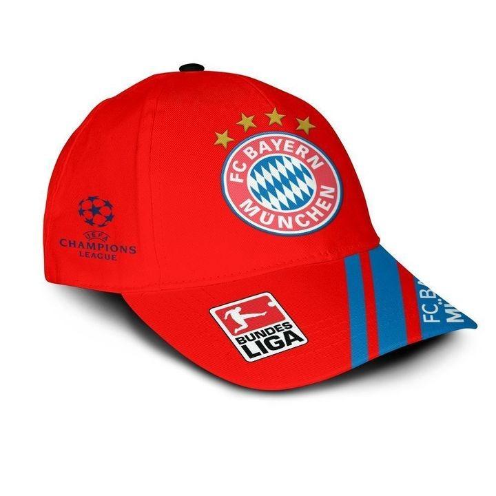 FC Bayern München Logo Classic Cap