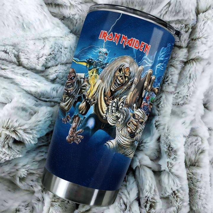 Iron Maiden Stainless Steel Tumbler