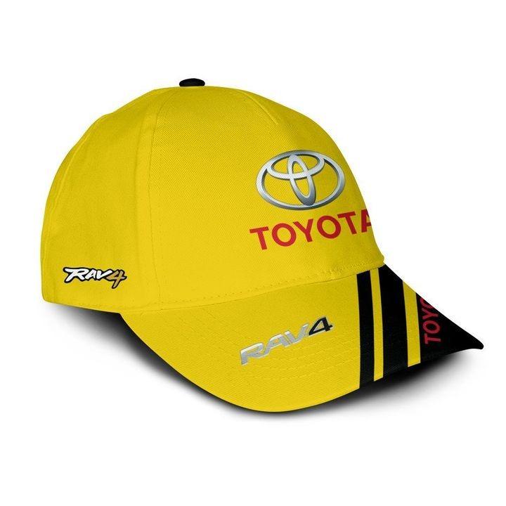 Toyota Rav4 Logo Classic Cap 1