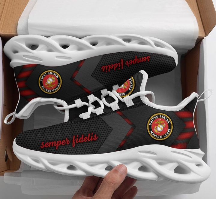 United States Marine Corps Semper Fidelis Max Soul Sneaker